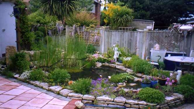 Landscaping Work In Dorset